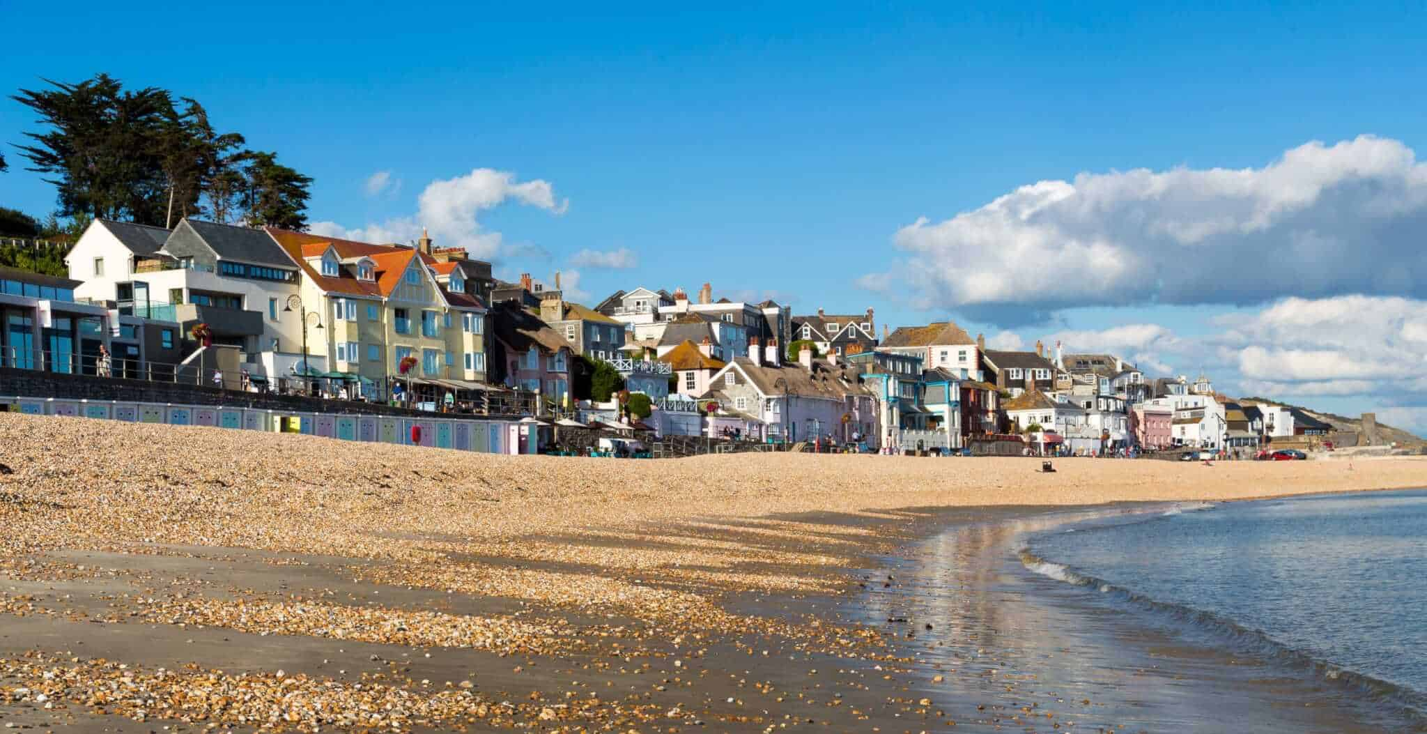 lyme regis accommodation homepage image