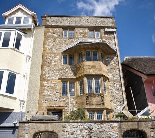 Sundial House - Lyme Regis