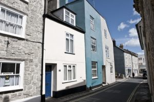 Lyme Regis Holiday Accommodation for 8 people