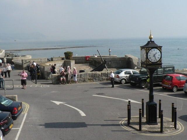 Photo of Lyme Regis Cobb Gate Car Park